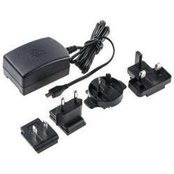 Spínaný zdroj 5V DC, 2A micro USB