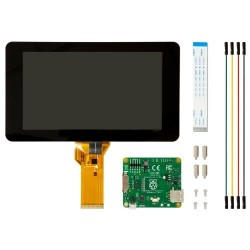 "RASPBERRY PI Touch display, 7"" dotykový display"